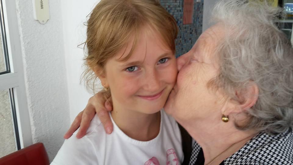 Ľubica prepájala domovy dôchodcov spolu so školami a dokazovala, aké dôležité je spojenie seniorov s deťmi.