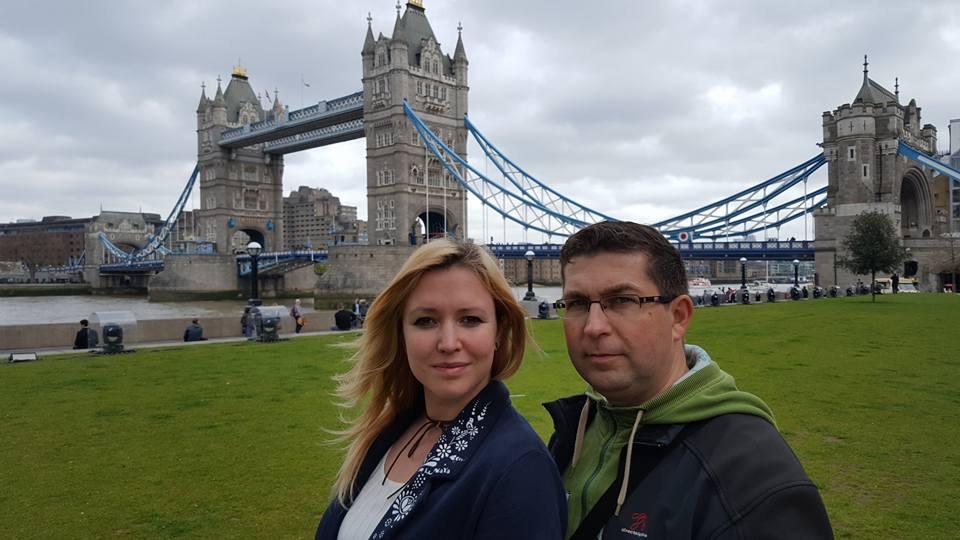 Manželia Andrekovci milujú okrem folklóru aj cestovanie.