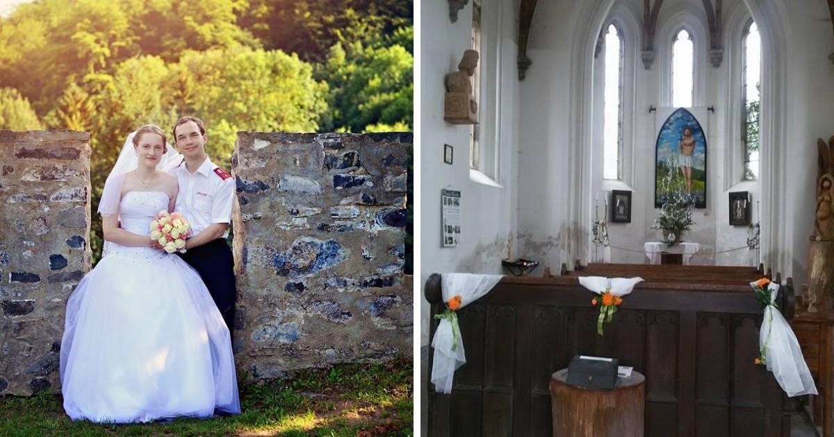 Hradná kaplnka je svedectvom lásky aj dnes.