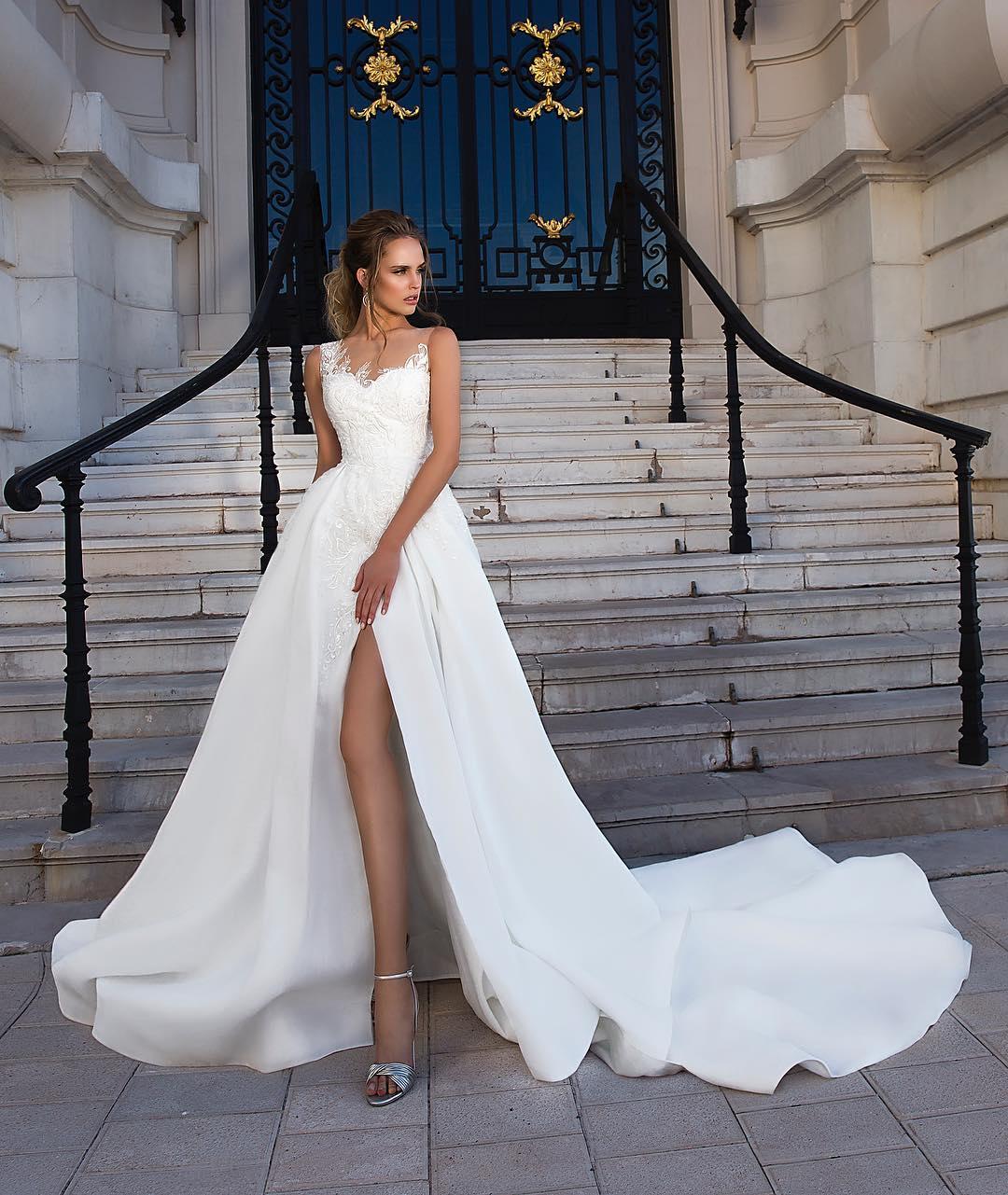 4c1e8d9323e2 Svadobné trendy pre rok 2018  Najkrajšie šaty