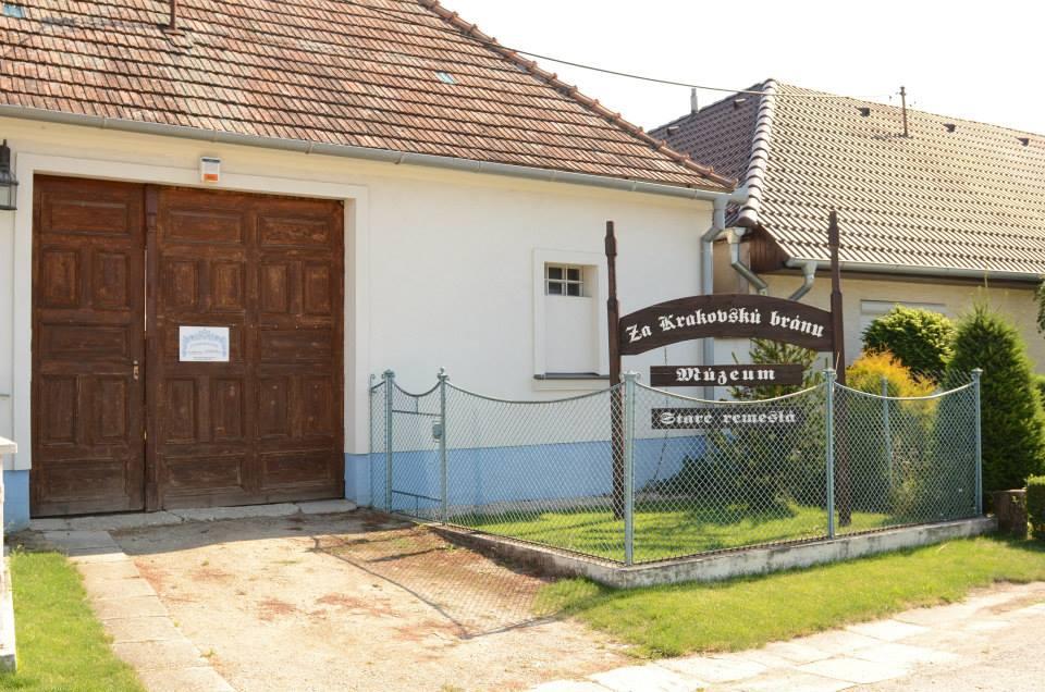 Súkromné etnografické múzeum Za Krakovskú bránu.