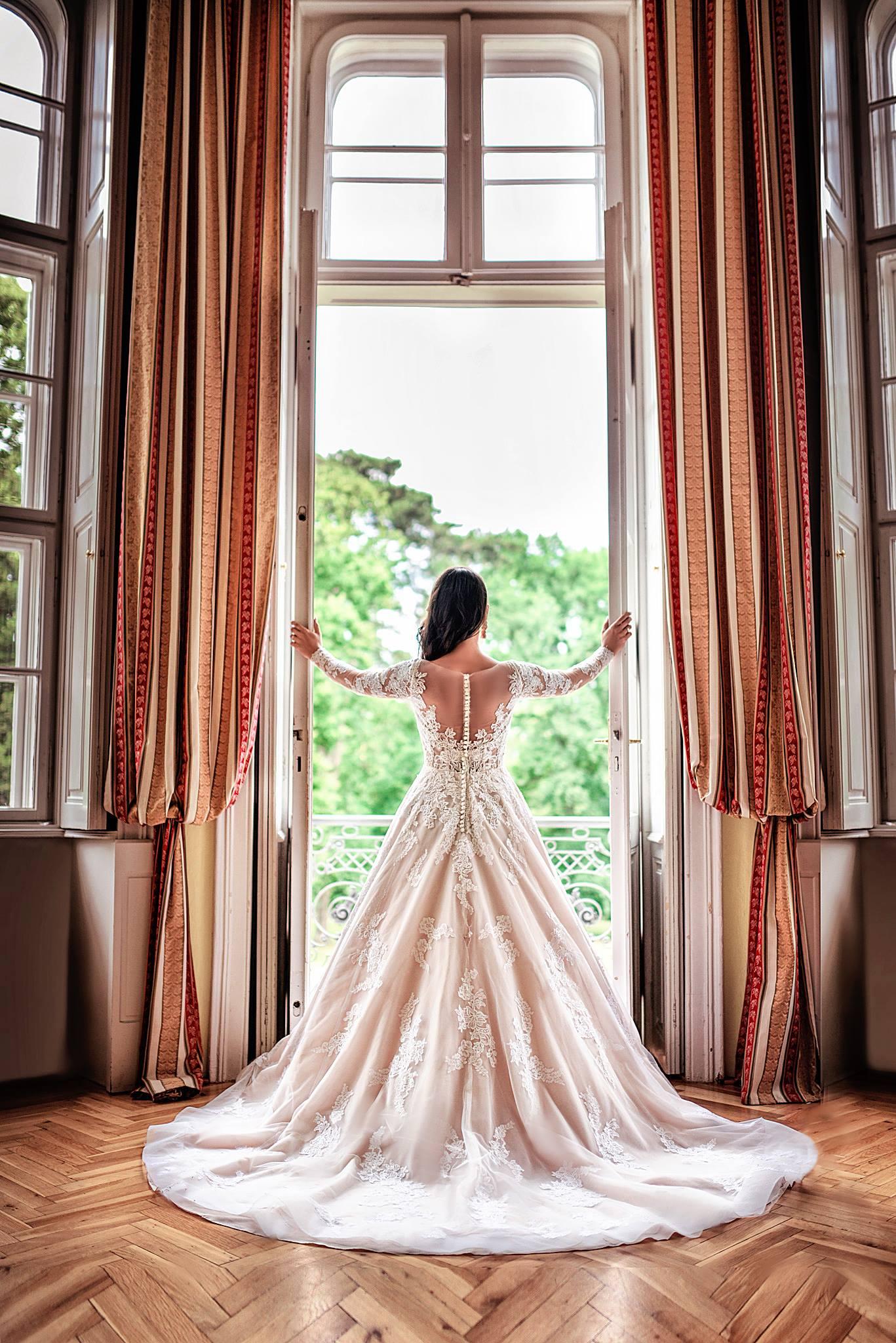 Svadobné foto v podaní Kyria Photography.