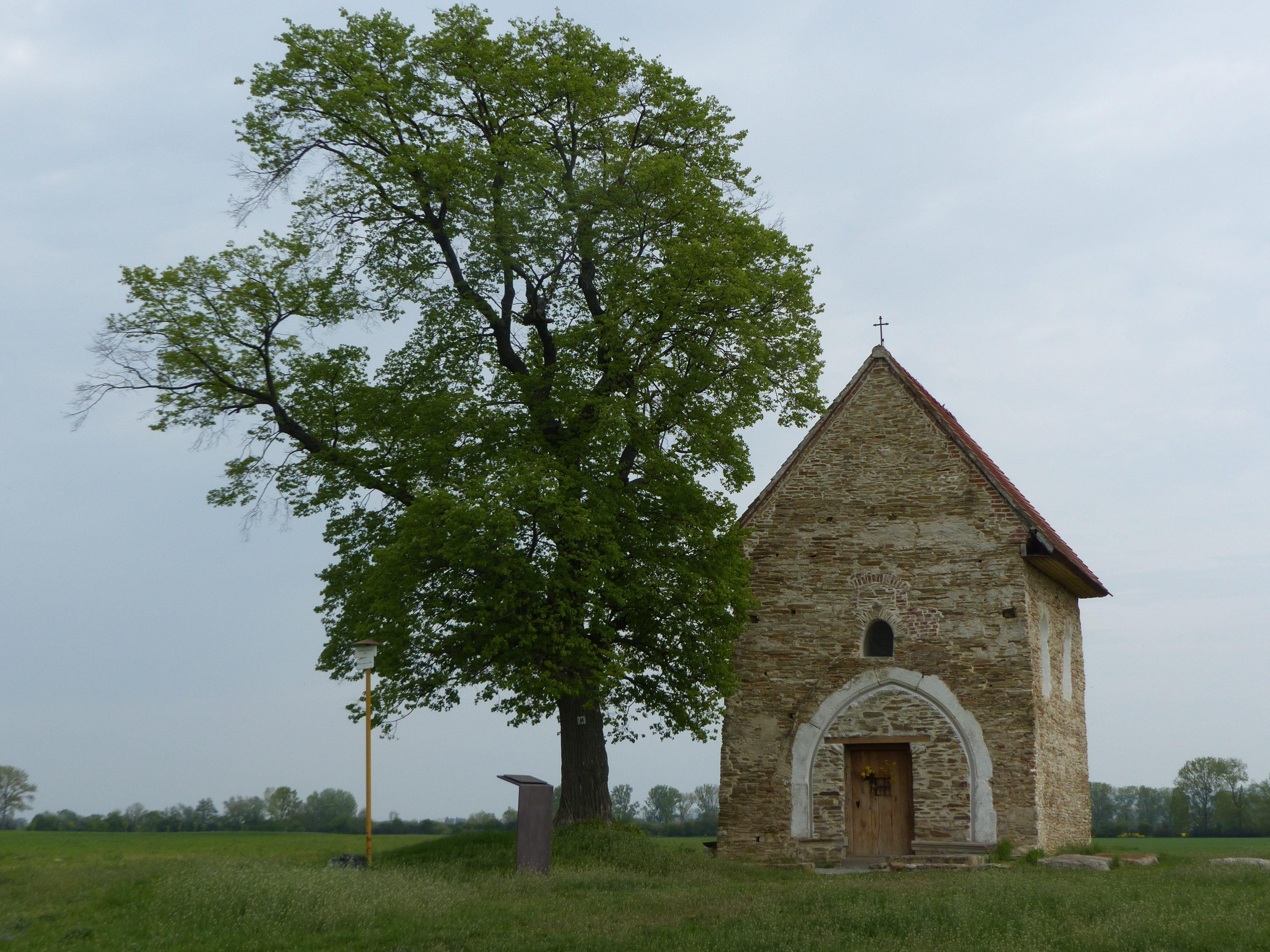 Kostol sv. Margity Antiochijskej pri Kopčanoch.